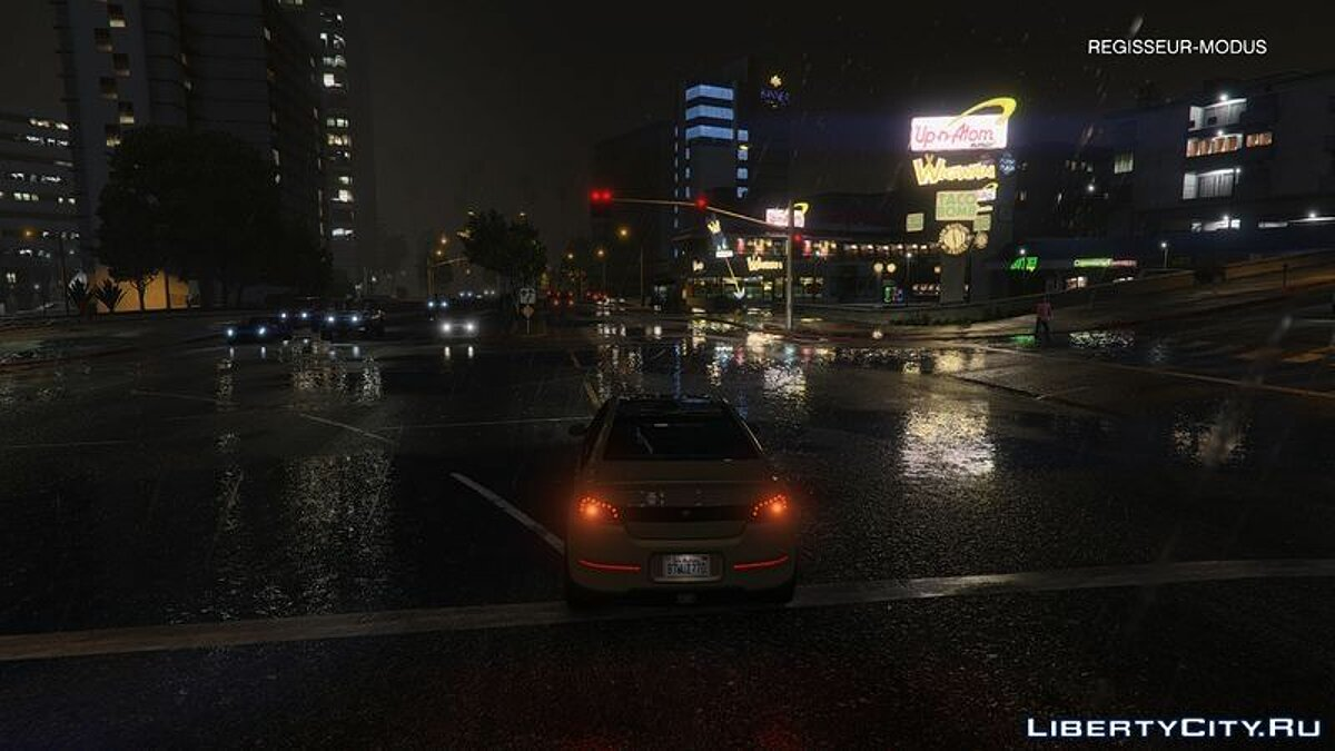 Clear HD v3.0 - ReShade Master Effect for GTA 5 - screenshot #3