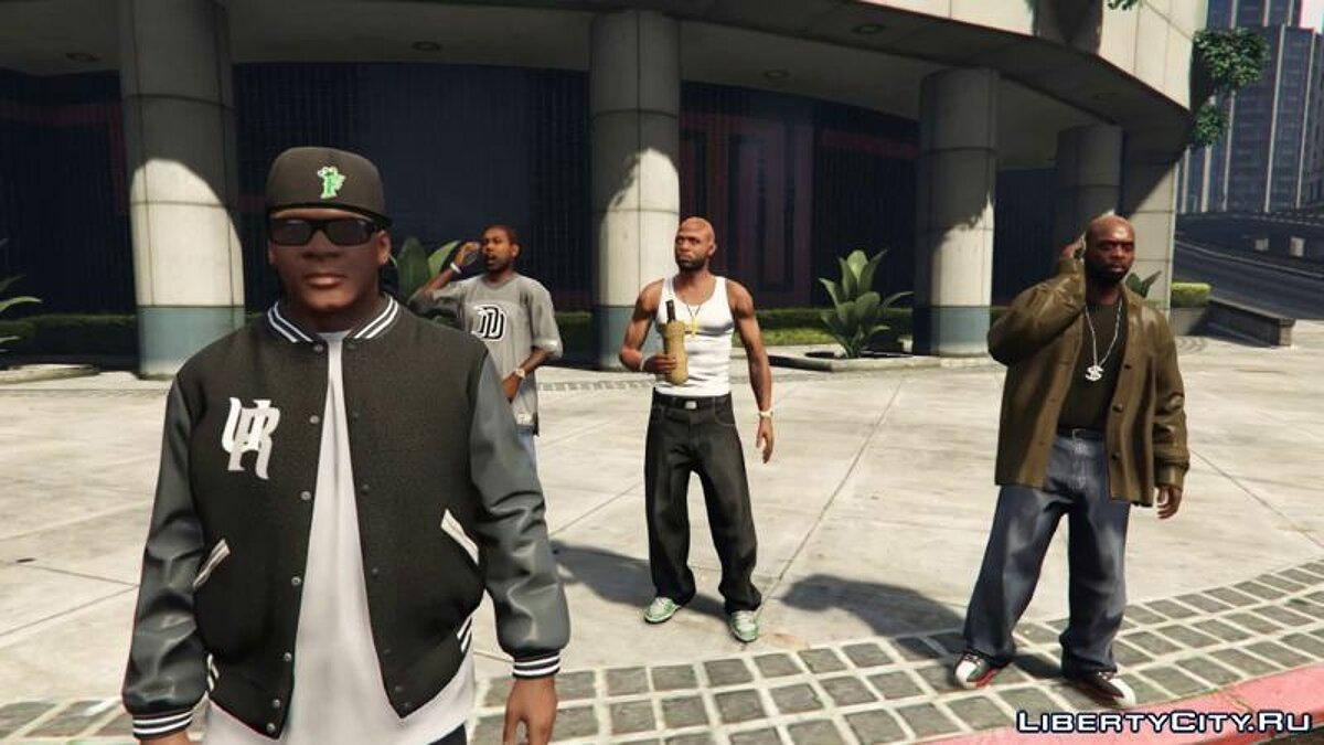 Gang Town for GTA 5