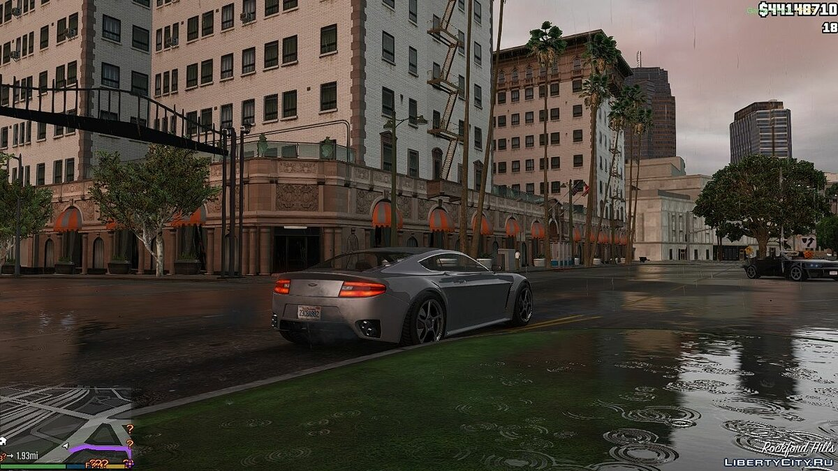 HD Low End 4.0 for GTA 5
