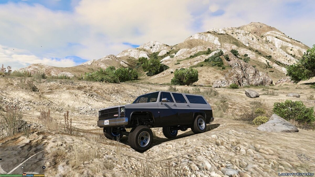 Off-Road and Main Character Vehicle Handling Suspension / Speed ​​/ Real Deformation 1.0 for GTA 5 - screenshot #3