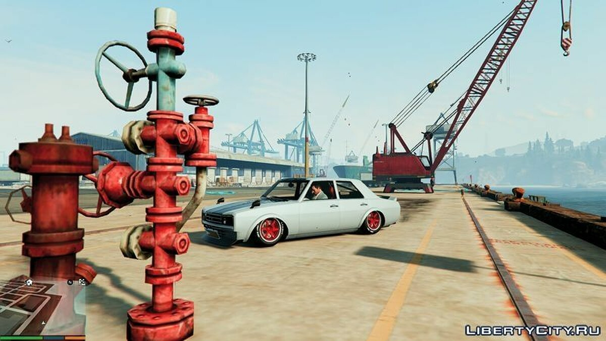 GTA V Stance / Camber Handling for GTA 5 - Картинка #1