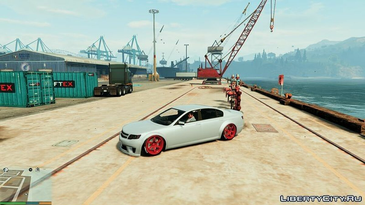 GTA V Stance / Camber Handling for GTA 5 - Картинка #3