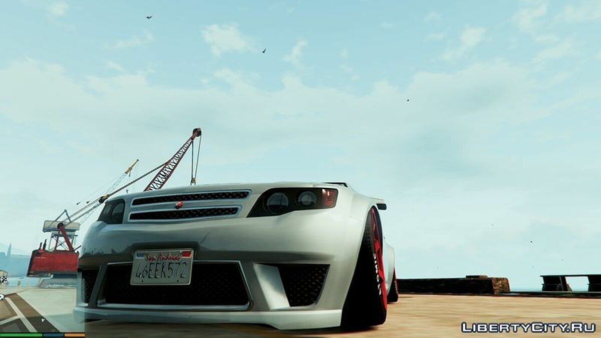 GTA V Stance / Camber Handling for GTA 5 - Картинка #4
