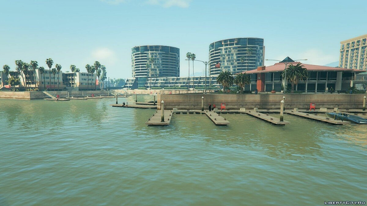 Realism Graphics Mod v1.0 for GTA 5 - screenshot #2
