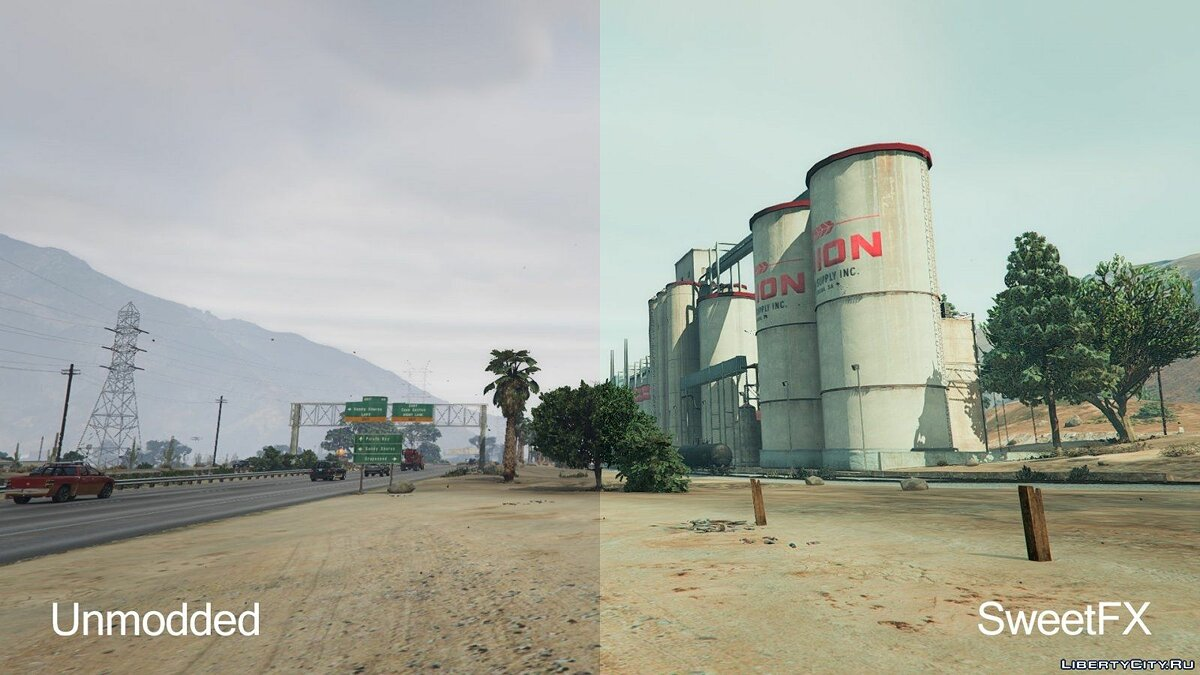 Realism Graphics Mod v1.0 for GTA 5 - screenshot #9