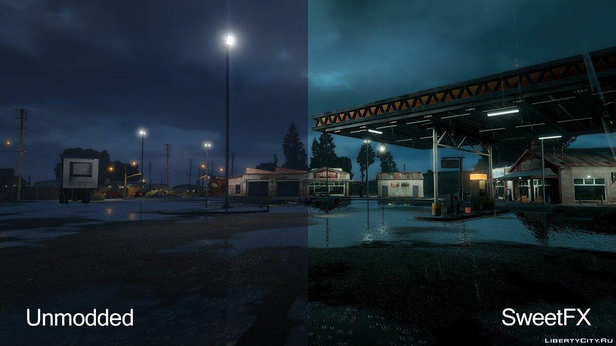 Realism Graphics Mod v1.0 for GTA 5 - screenshot #11