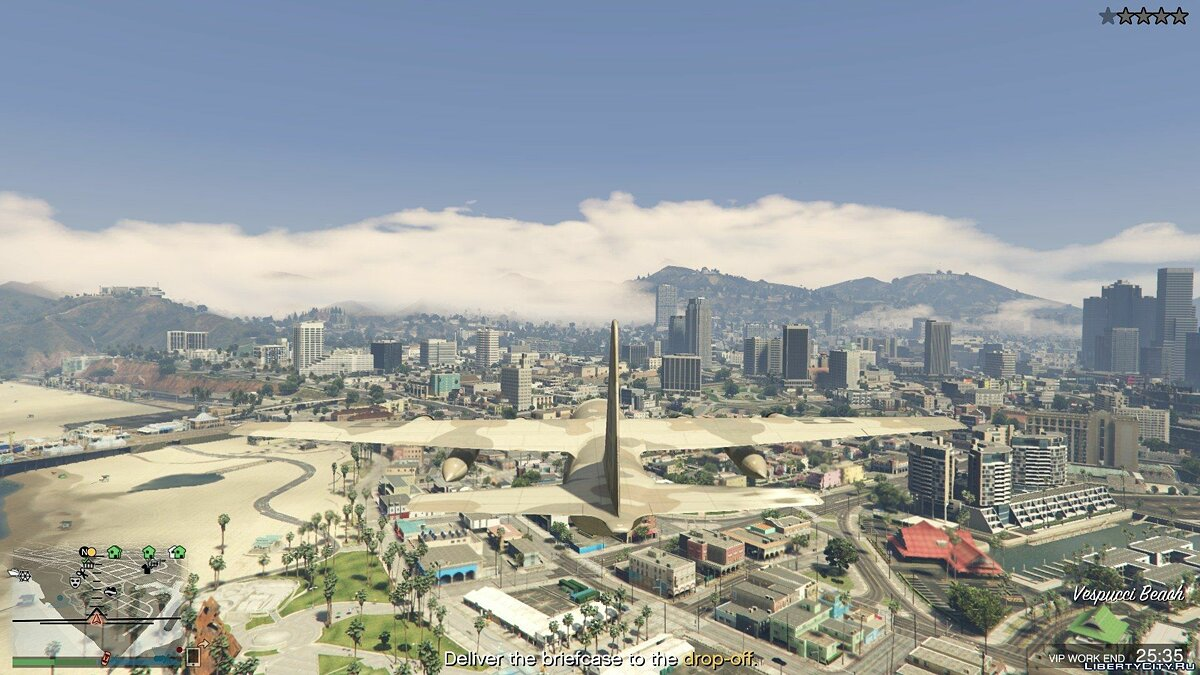 Program FPS Booster 1.3.1 (Raises FPS on weak PCs) for GTA 5