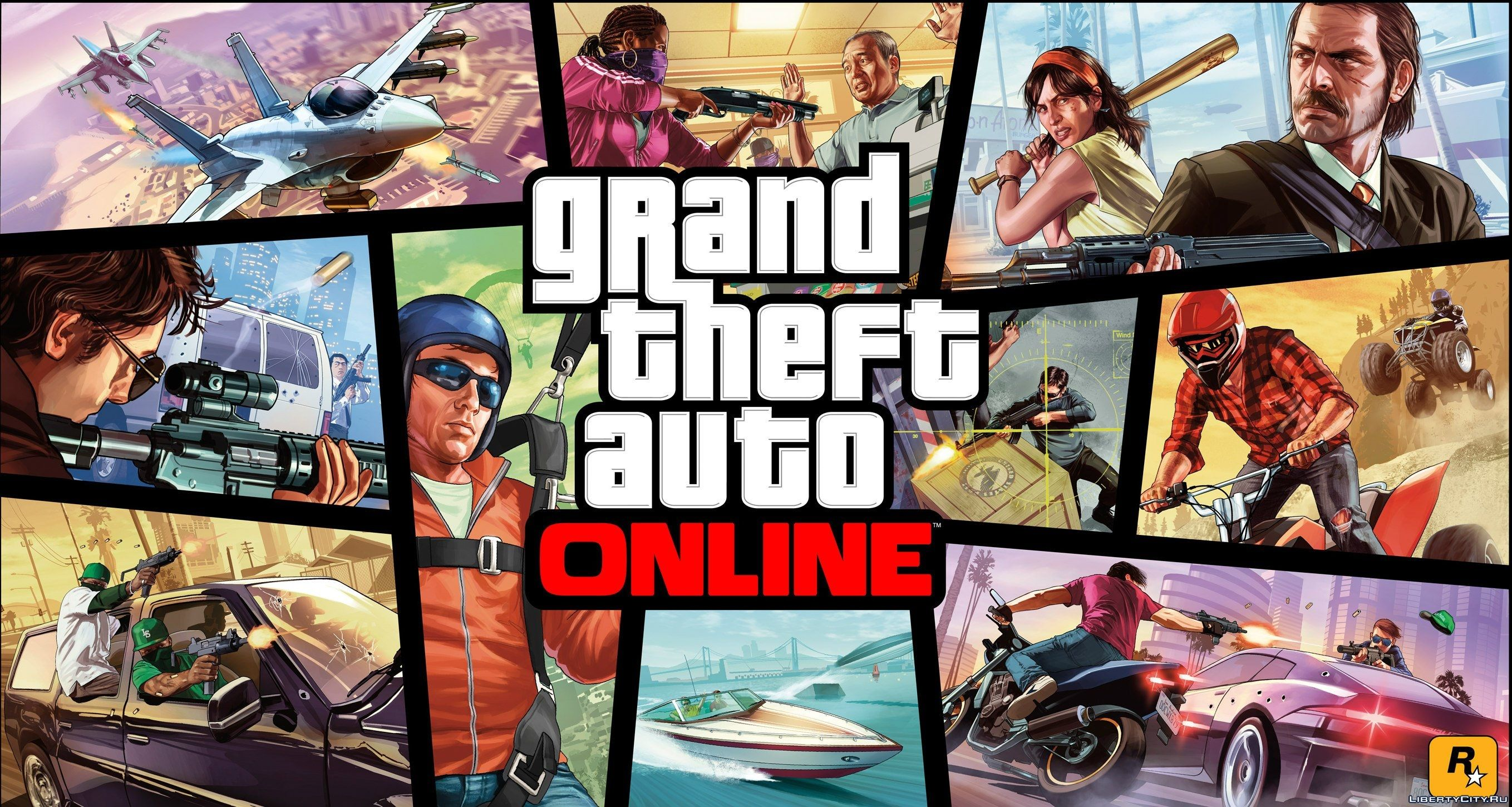 New missions for GTA 5: 21 new mission for GTA 5