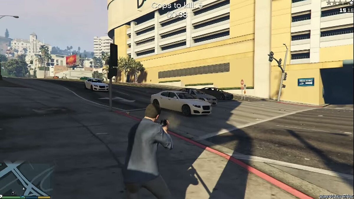 New mission Kill Frenzy for GTA 5