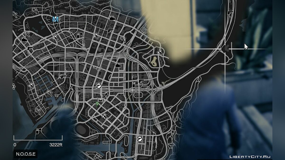 New mission NOoSE: National Office of Security Enforcement 0.8 for GTA 5