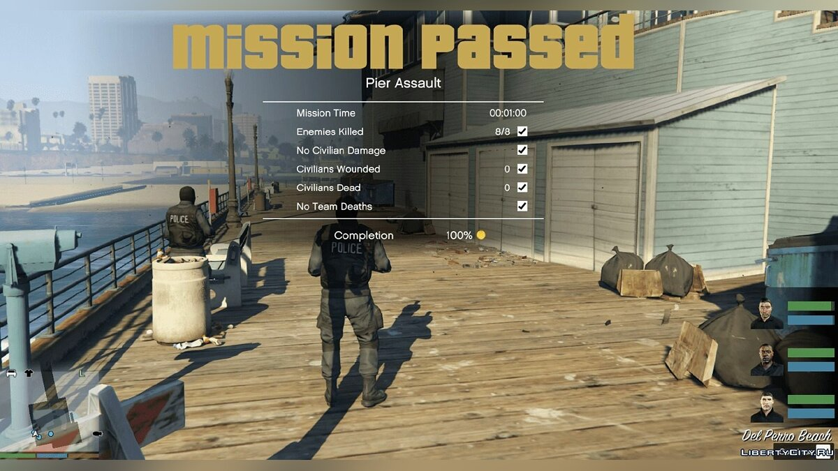 New mission N.O.S.S.E .: National Office for Security Implementation for GTA 5