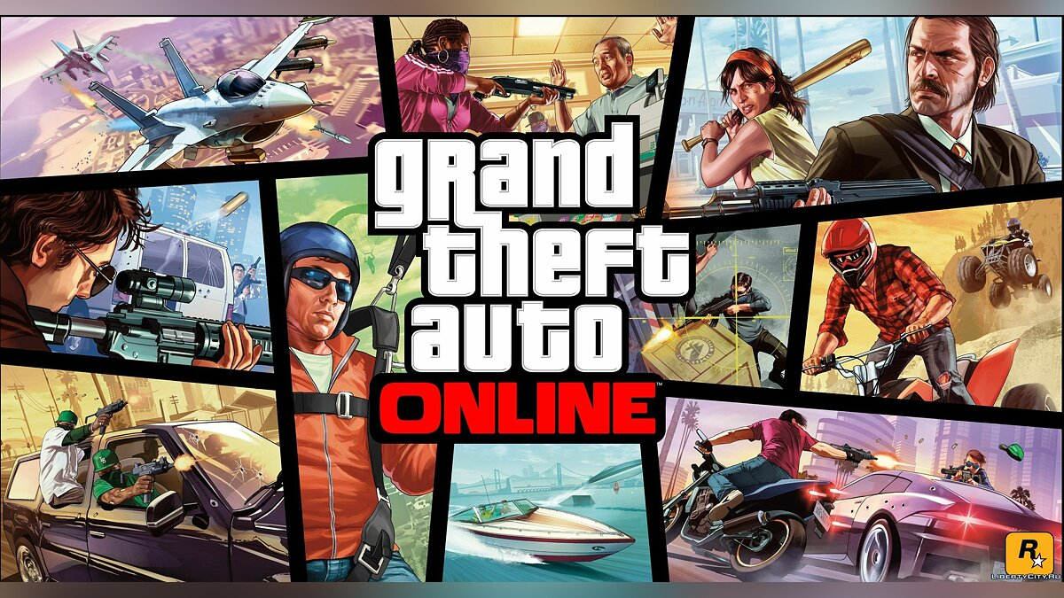 New mission GTA: Missions from Multiplayer for Single Player for GTA 5