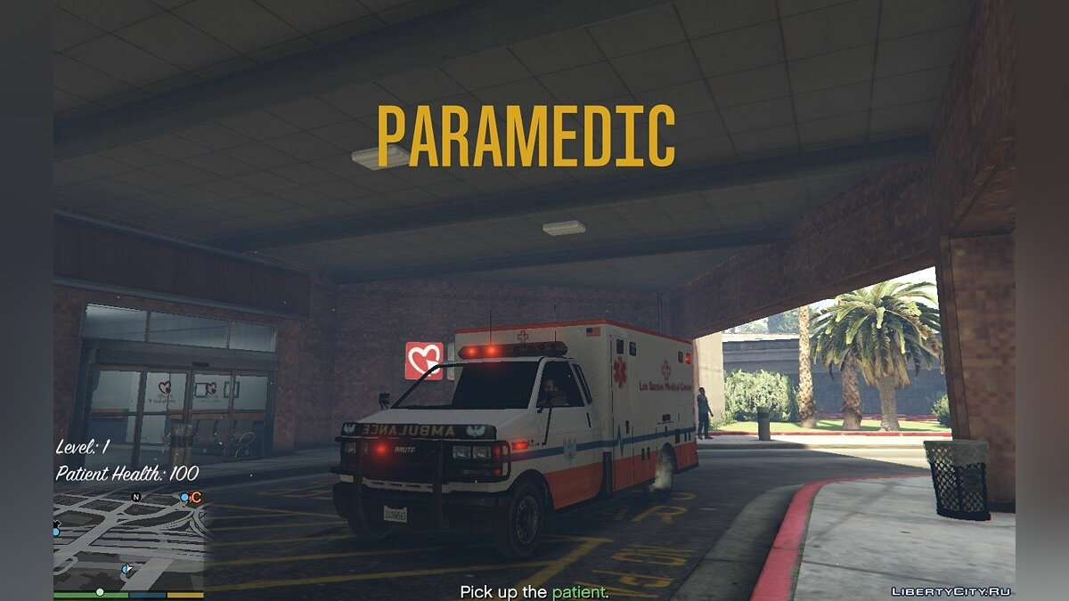 Ambulance Mini-Missions 0.3 for GTA 5