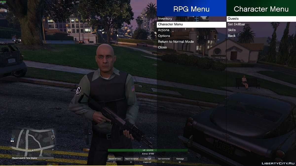 New mission GTA RPG V0.1.13 for GTA 5