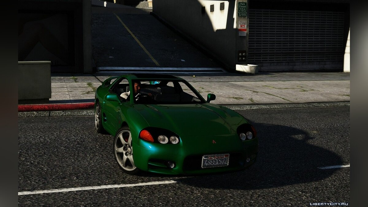 Mitsubishi car Mitsubishi GTO 19989 [ADD-ON] [Tunable] for GTA 5