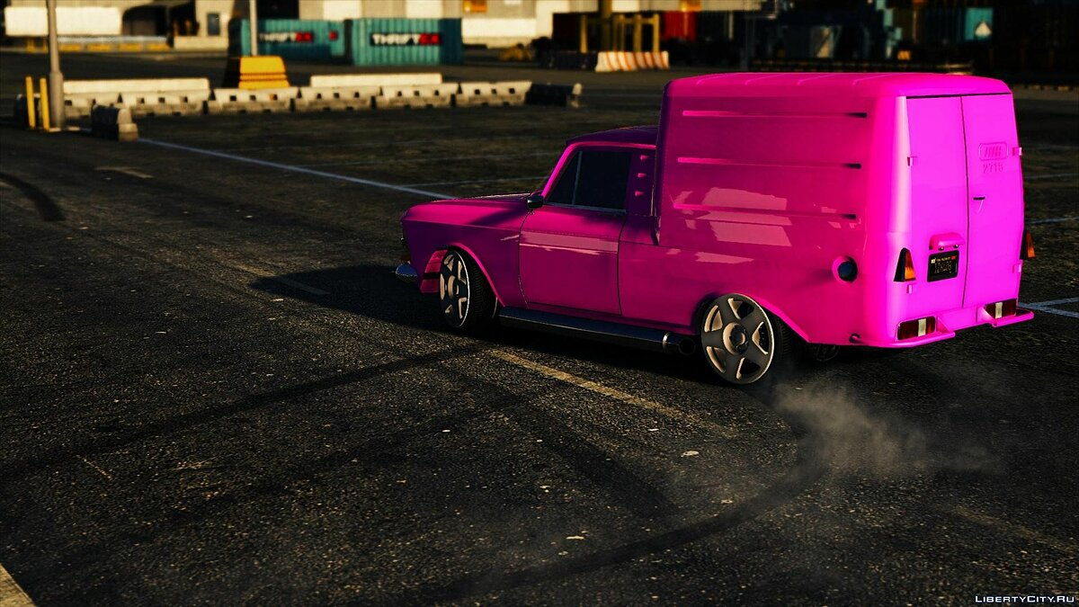 Moskvitch car IZH-408 by AKROM Add-ON 1.0 for GTA 5