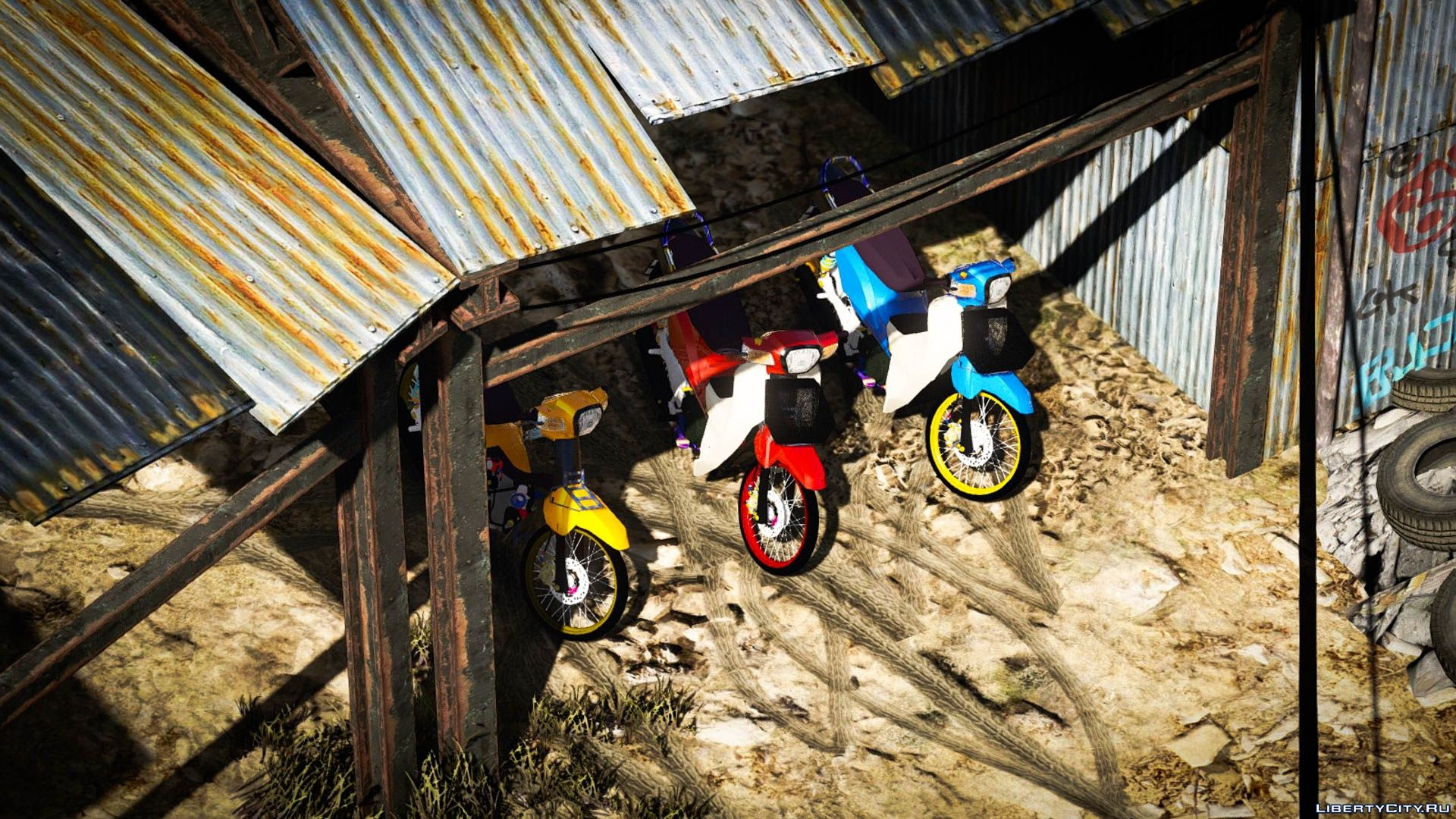 Honda Dream Super Cub 110i 2017 1 0 For Gta 5
