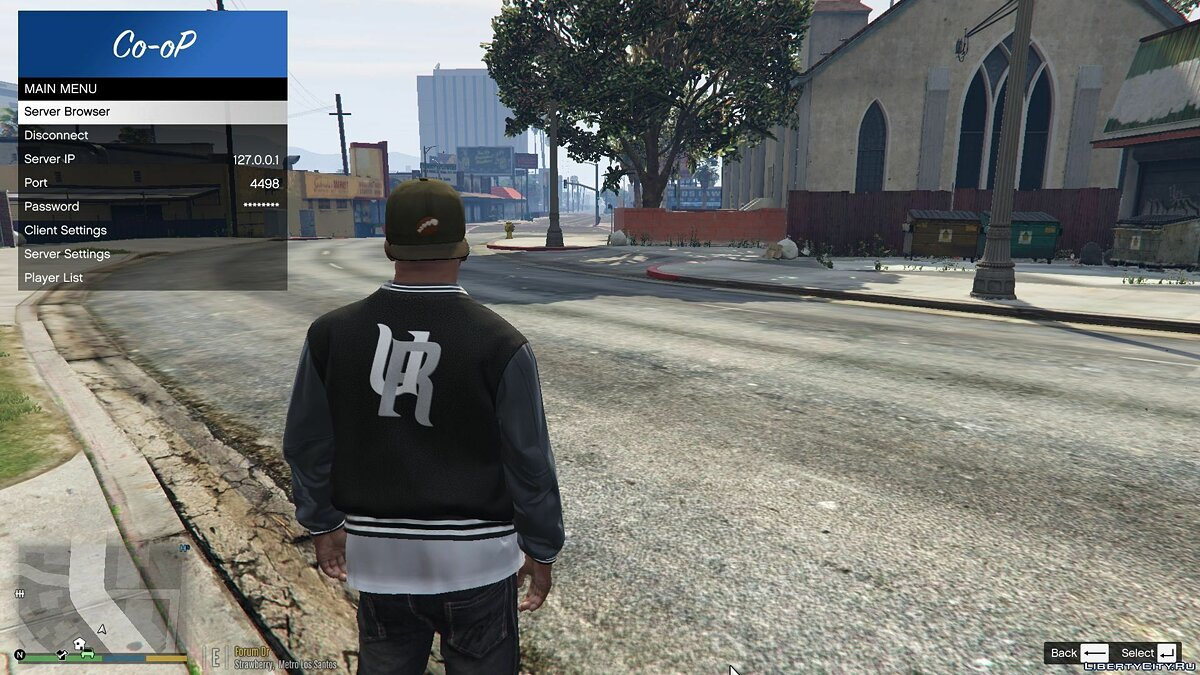 Client Multiplayer Co-oP Mod 0.9.3.2 for GTA 5