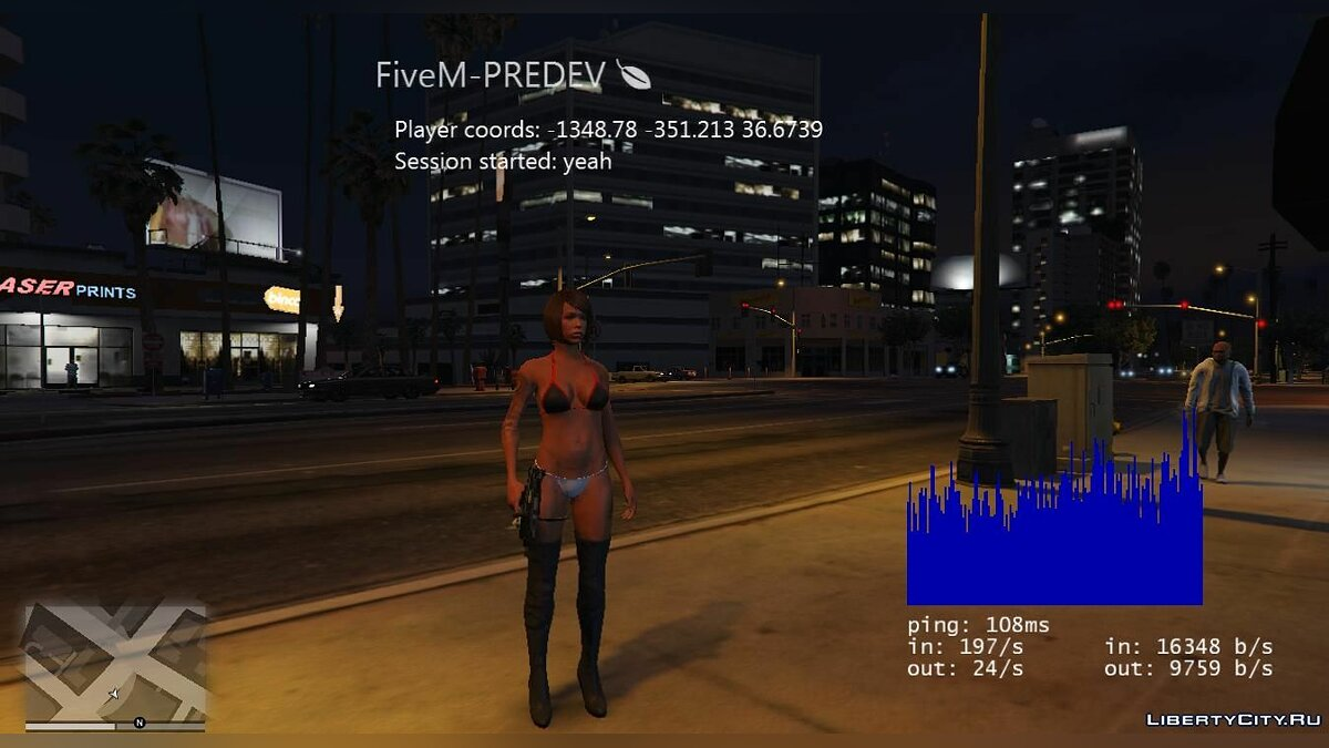 FiveM Official Client for GTA 5
