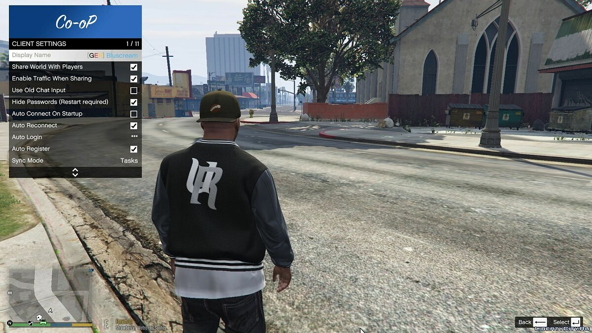 Client Multiplayer Co-oP Mod 0.9.3 for GTA 5