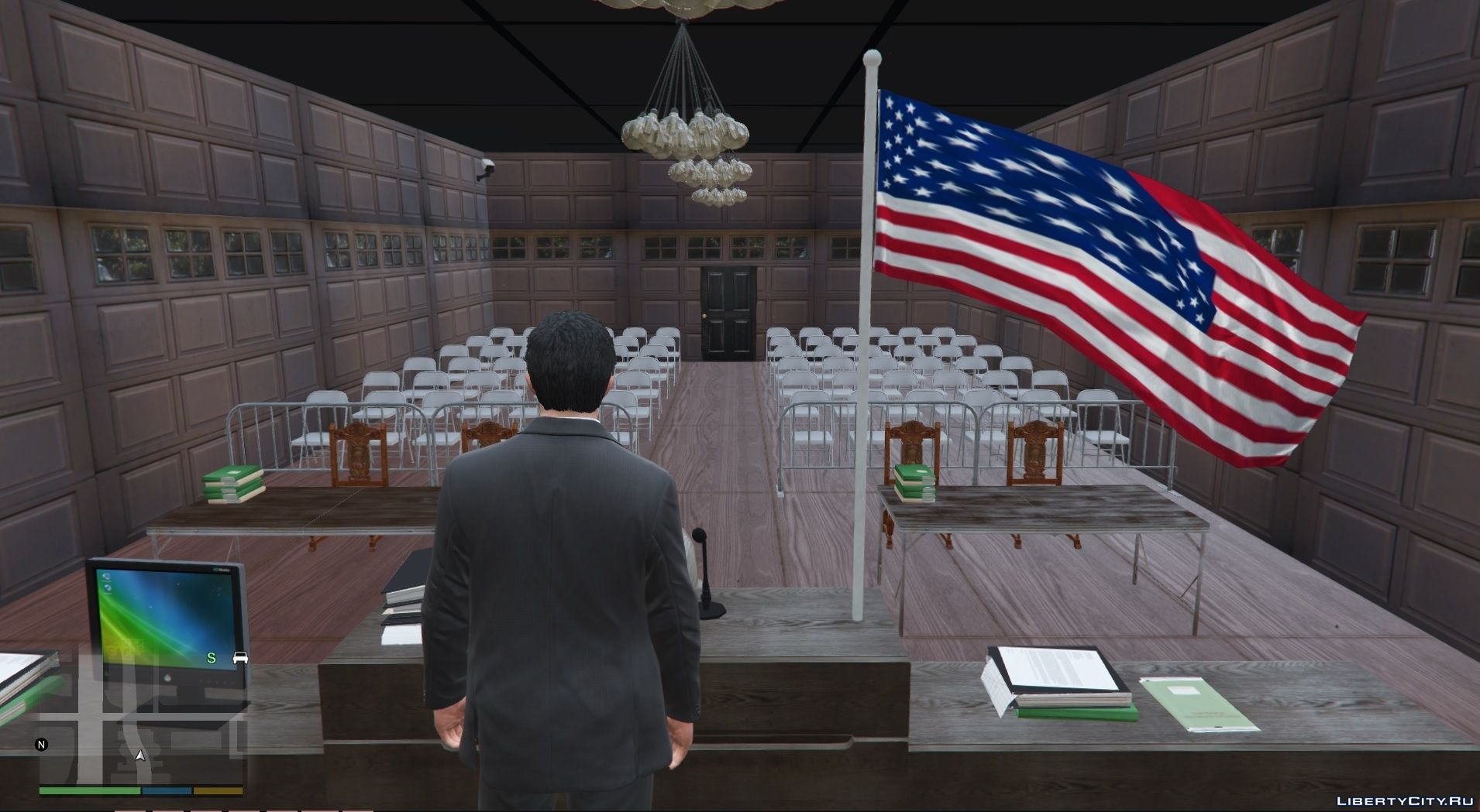 Courthouse [Map Editor] for GTA 5