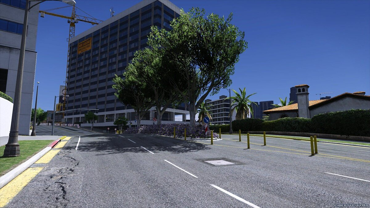 New object LS Alive / LosSantos Alive 1.1 [OIV] for GTA 5