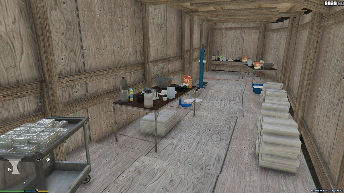 New object Drug Bunker 0.1 for GTA 5