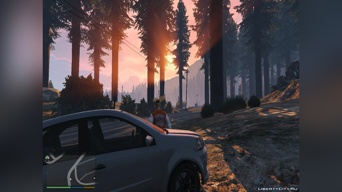 New object Improving the countryside for GTA 5