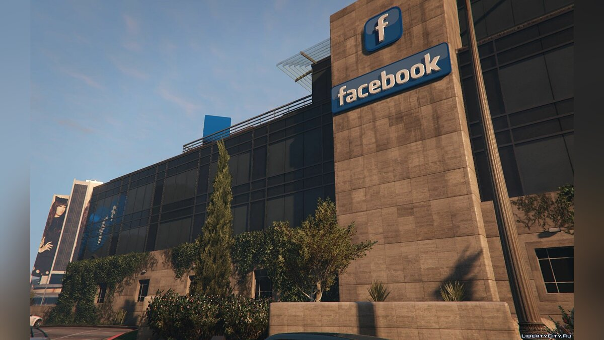 New object Social Network Building for GTA 5