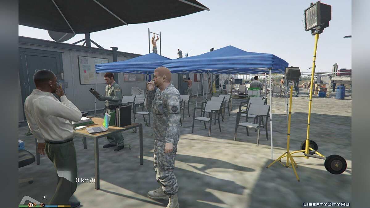 New object Rapid Deployment Joint Task Force [Add-On | YMAP] 1.0 for GTA 5