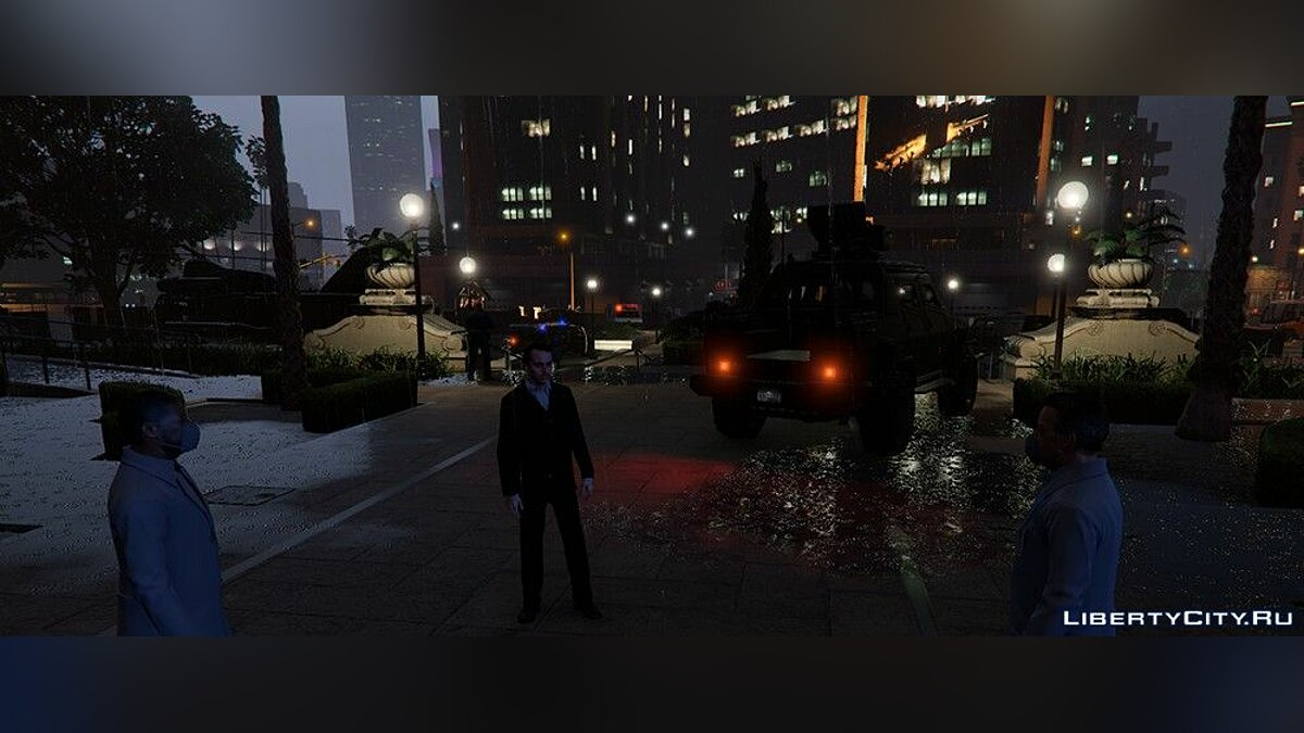 New object Zombie Attack for GTA 5