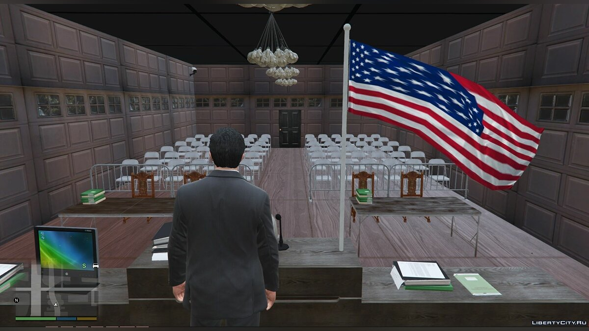 New object Courthouse [Map Editor] for GTA 5