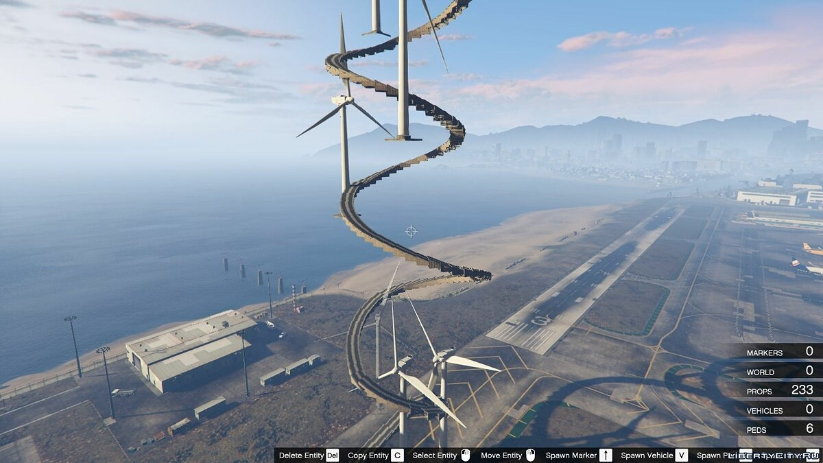 New object Challenging climb to the summit for GTA 5