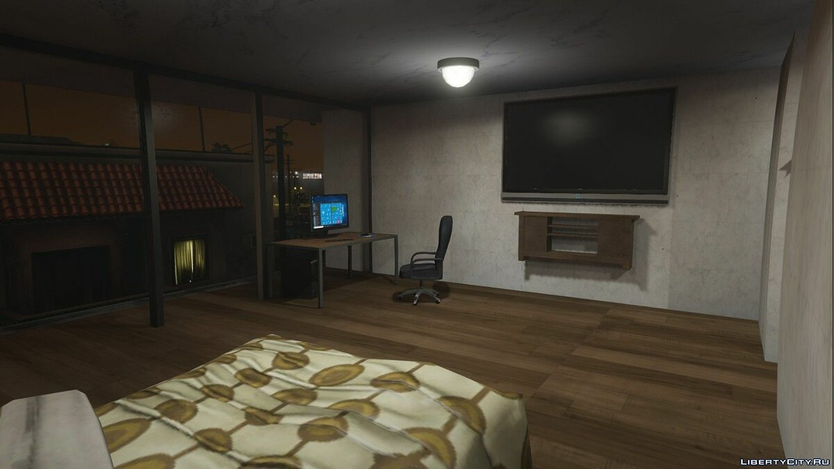 New object Stylish apartments for GTA 5