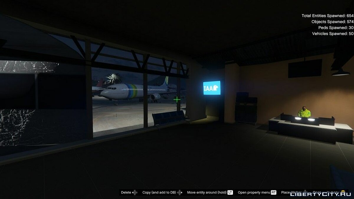 New object Updated Sandy Shores and Airport for GTA 5