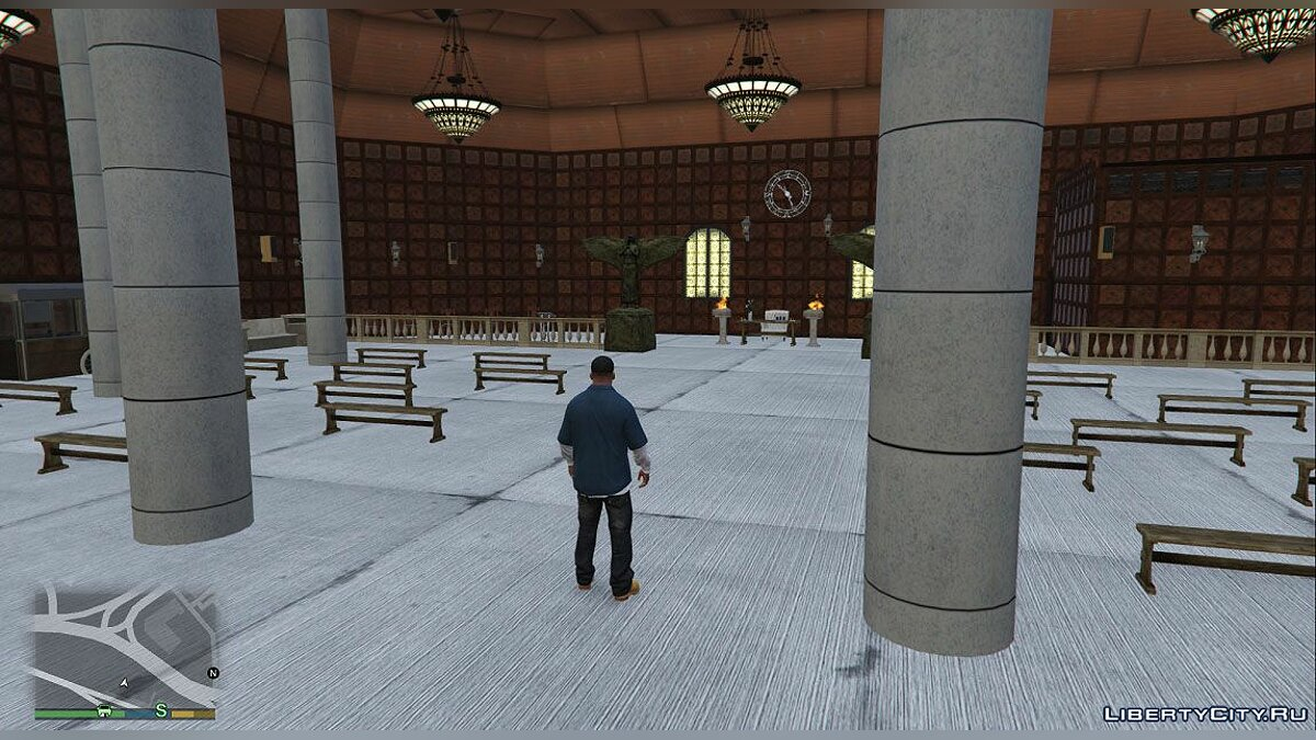 New object Church [Map Editor] 1.0 for GTA 5