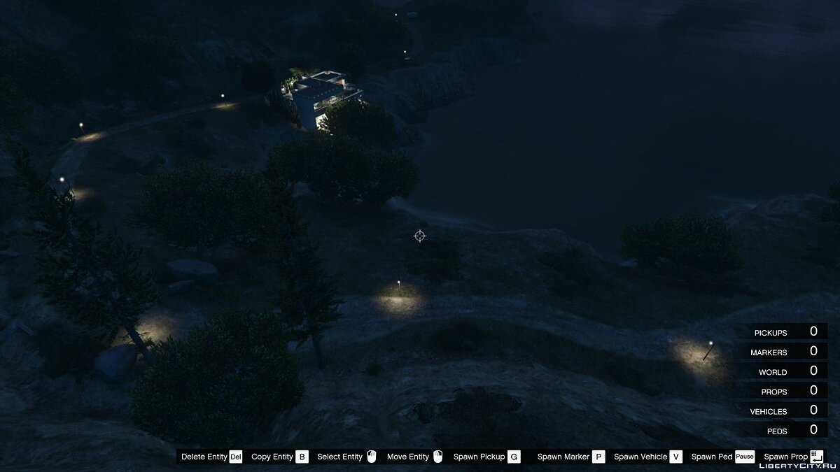 """New object Особняк """"Маяк"""" for GTA 5"""