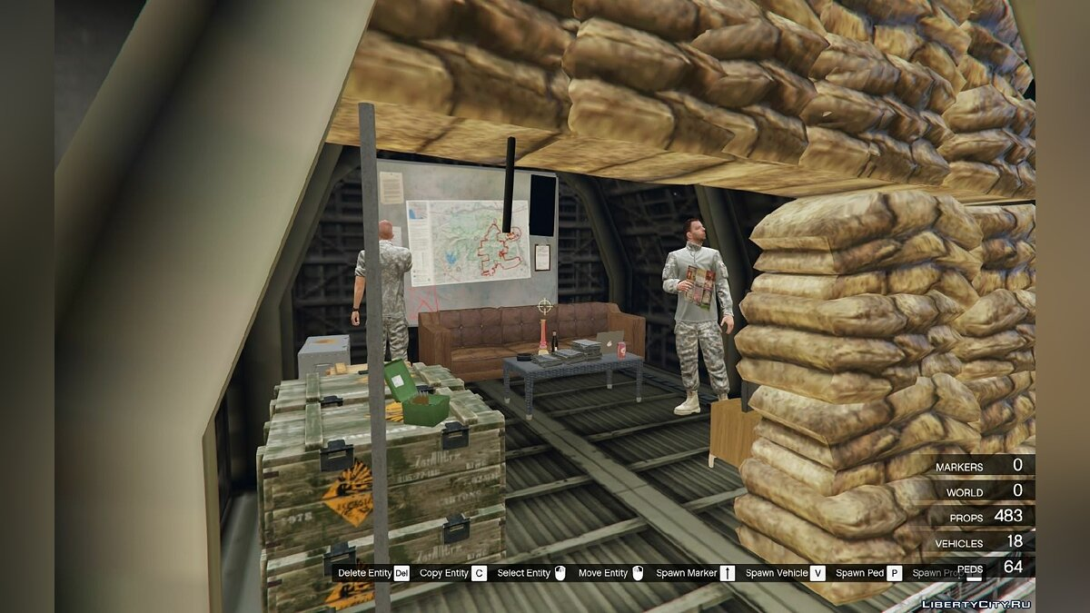 New object Military Warehouse 2.0 for GTA 5