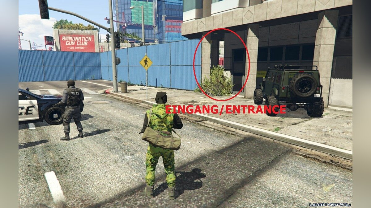 New object The Incident - The Last of Us and The Division survival map for GTA 5