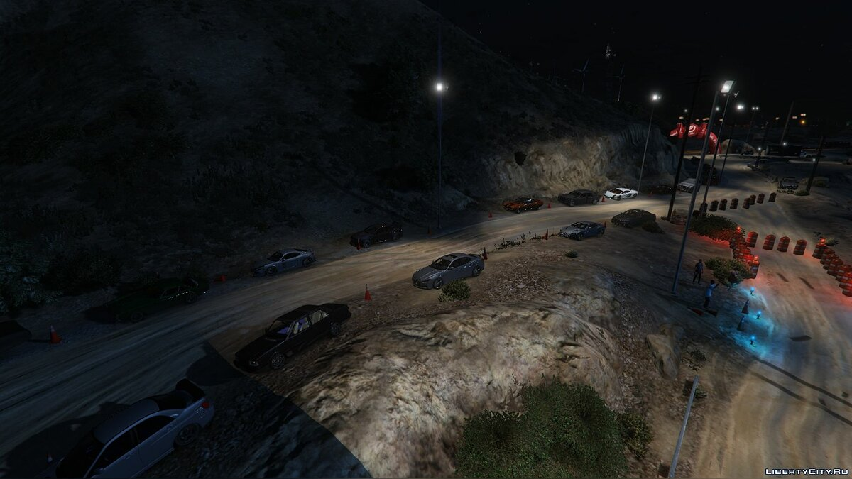 New object Quarry Rally for GTA 5
