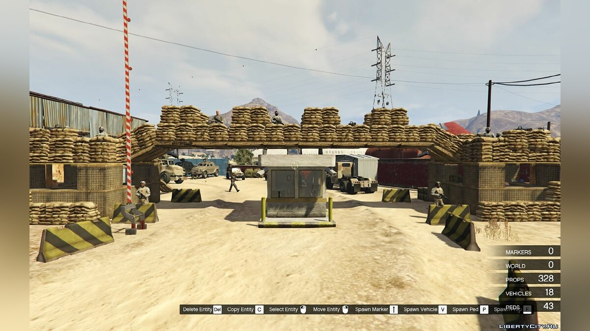 New object Military Warehouse for GTA 5