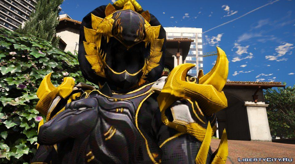 Daishi power rangers jungle fury add on replace 10 for gta 5 voltagebd Image collections