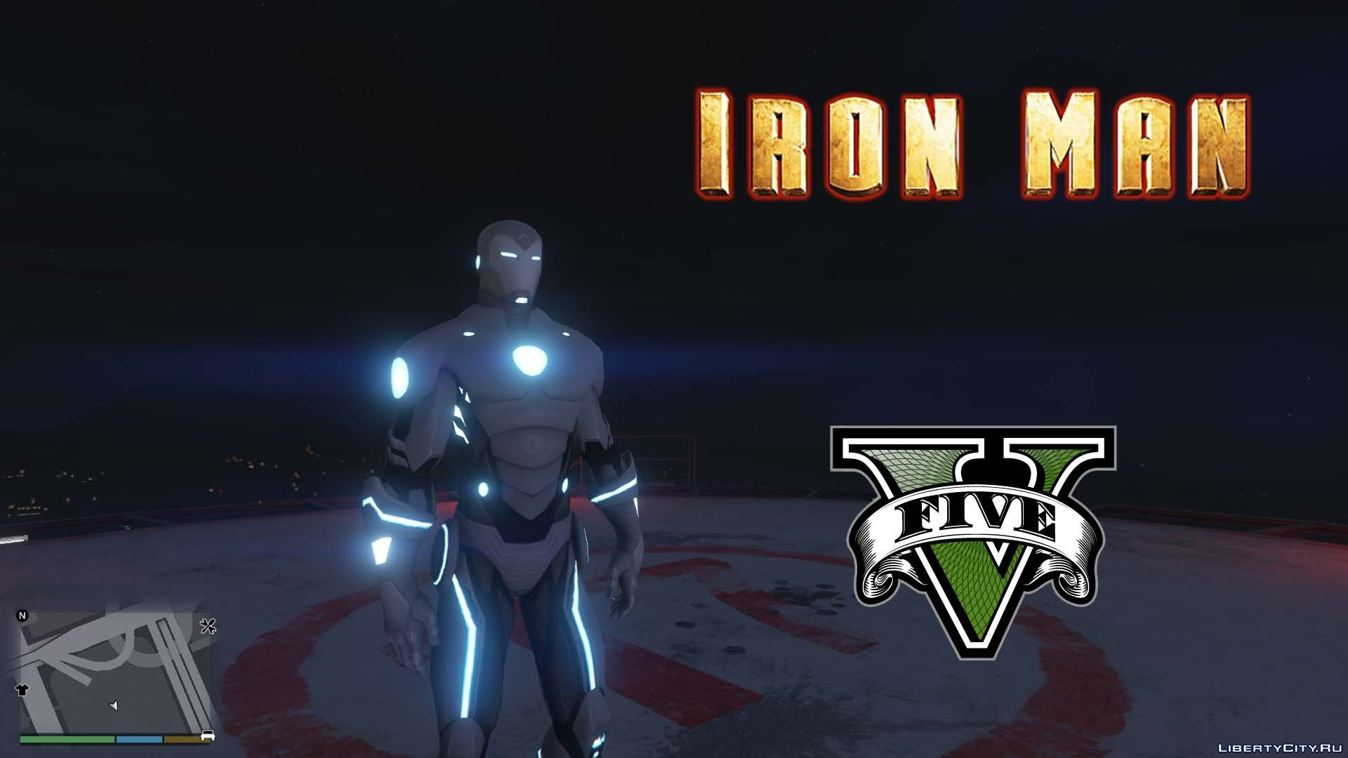 Superior Iron Man [Add-On Ped] 1 0 for GTA 5