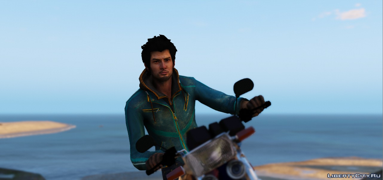 Ajay Ghale From Farcry4 Add On Ped For Gta 5