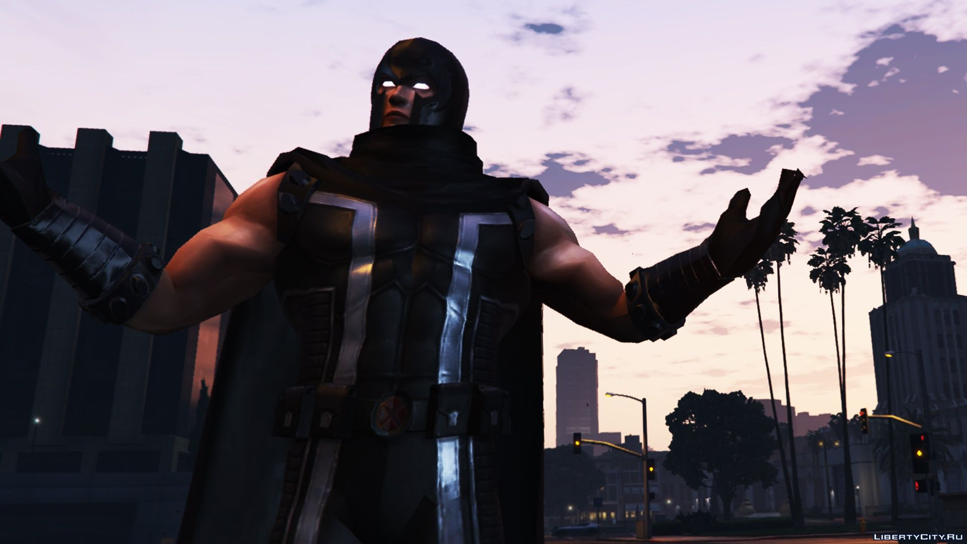 Magneto (Marvel Now) [Add-On Ped with Emissive eyes] 1 0 for GTA 5