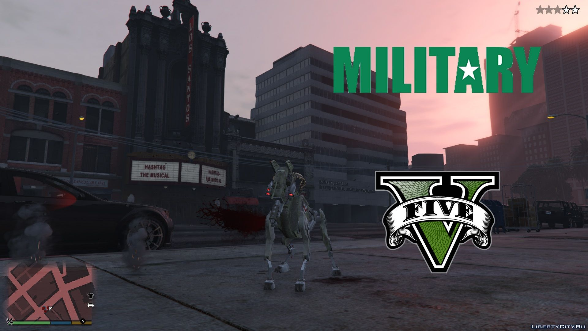 Skins for GTA 5: 1871 skin for GTA 5 / Files have been