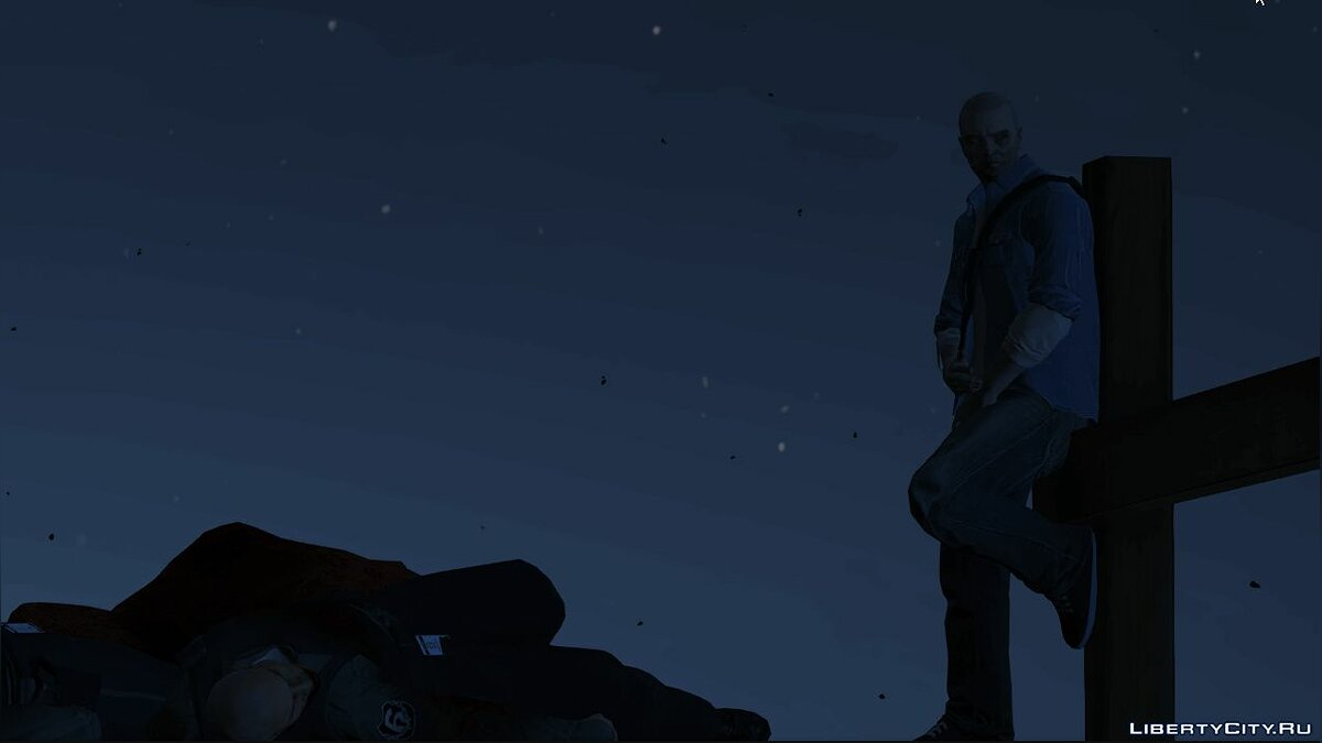 New character James Earl Cash for GTA 5