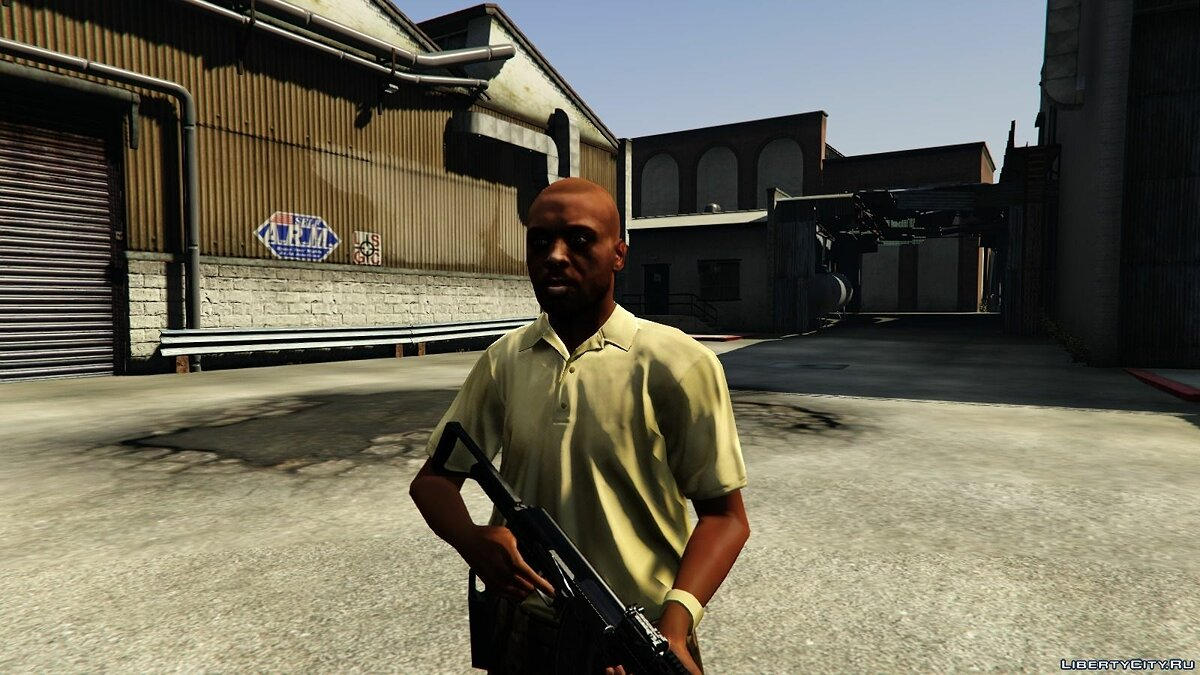 New character Vic Vance for GTA 5