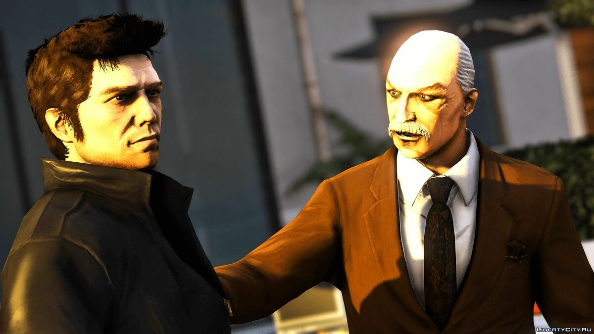 New character Сальваторе Леоне for GTA 5