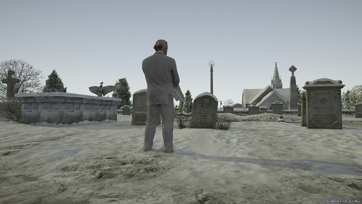 New character Brad's Cadaver [Add-On / Replace] 1.0 for GTA 5